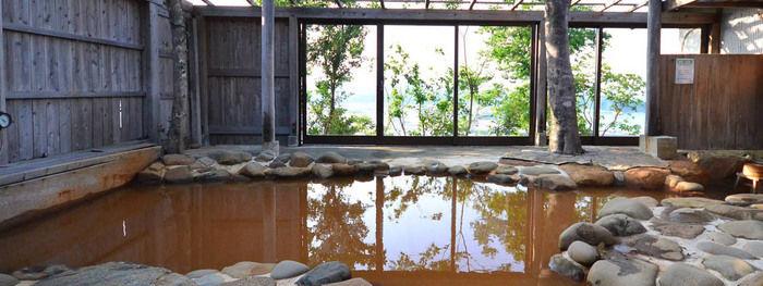 山みず木の温泉