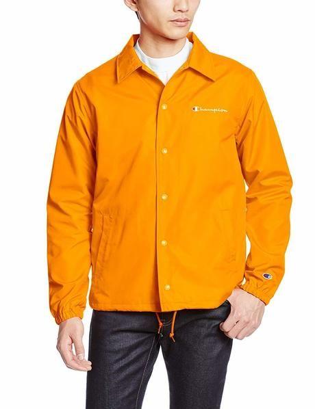 黄色いジャケット