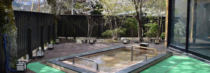 ヴィラ雨畑 すず里の湯の温泉