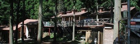 河津七滝オートキャンプ場のコテージの写真