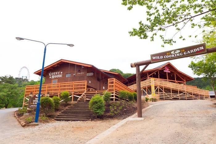 ワイルドクッキングガーデンのコテージの写真