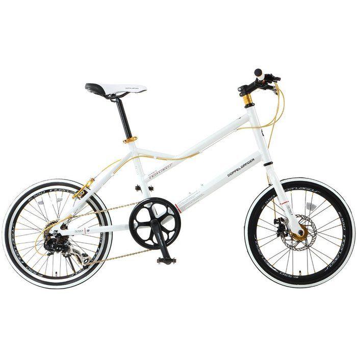 ドッベルギャンガーの自転車