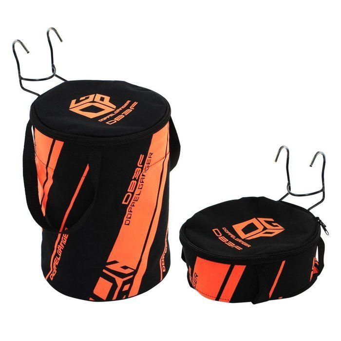 ドッペルギャンガーのフロントバッグ