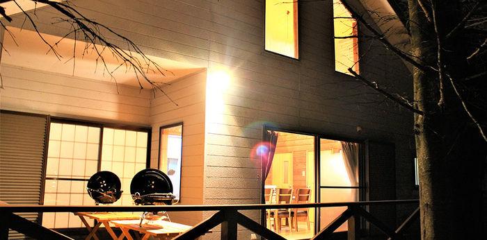 森華~shinka~別邸 山梨 山中湖のコテージの写真