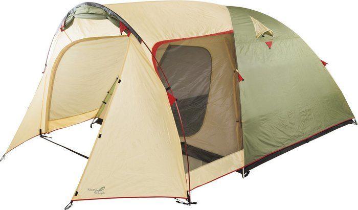 ノースイーグルのテント