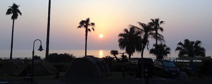宮崎白浜オートキャンプ場