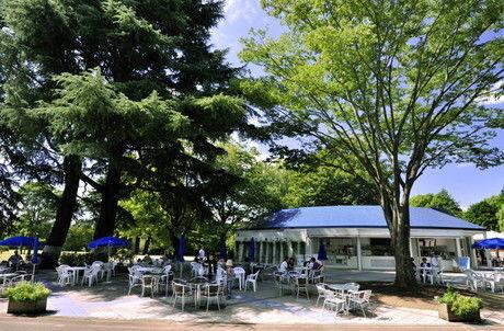 国営昭和記念公園 渓流広場レストラン
