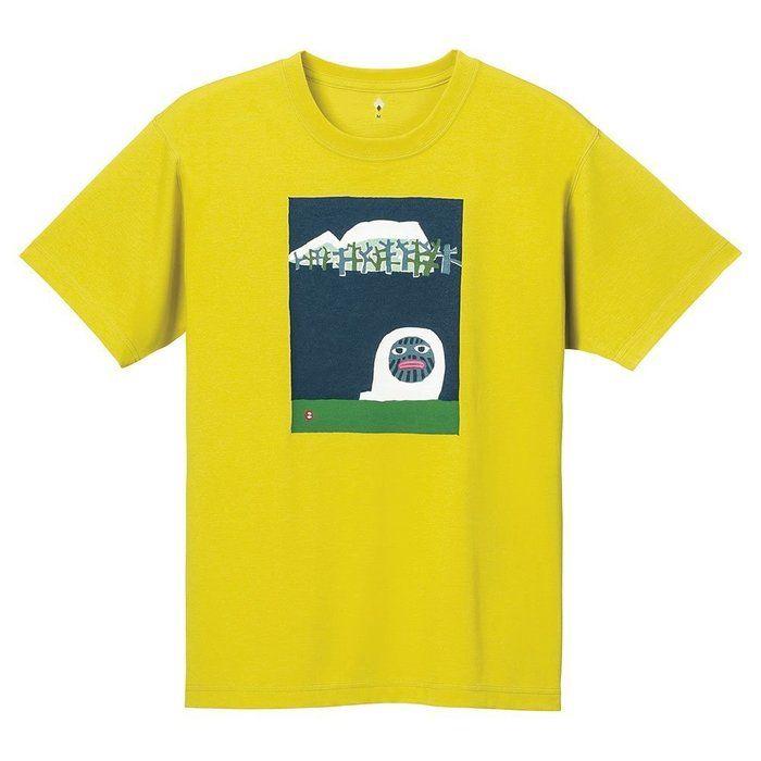 モンベルのティーシャツの画像
