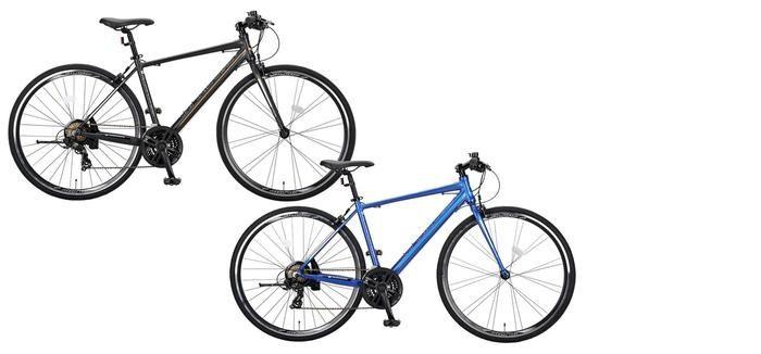 キャンプテンスタッグの自転車2台