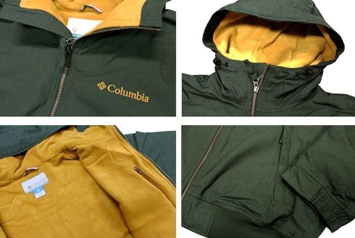 コロンビアのコート