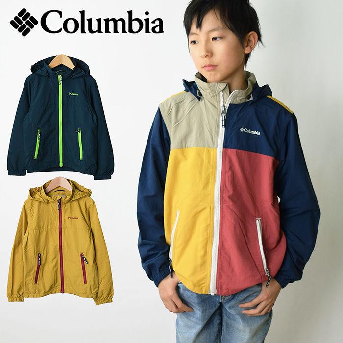 コロンビア キッズジャケット