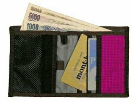 モンベル 財布