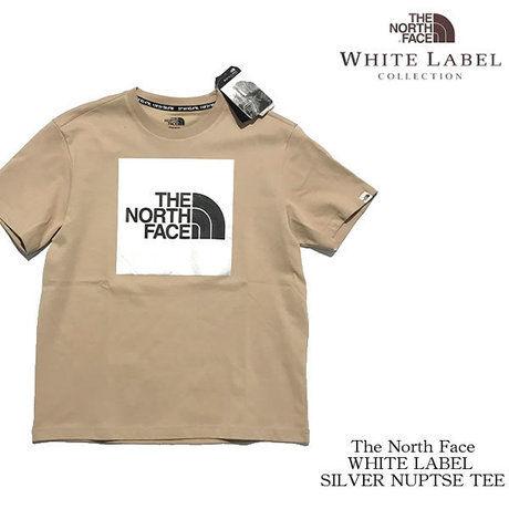ノースフェイス ホワイトレーベル Tシャツ