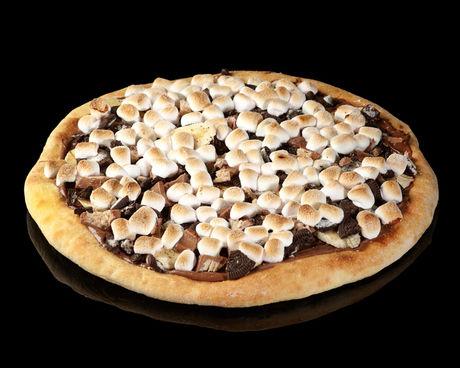 マシュマロ ピザ