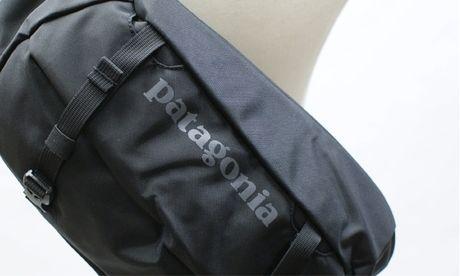 パタゴニアのバッグ