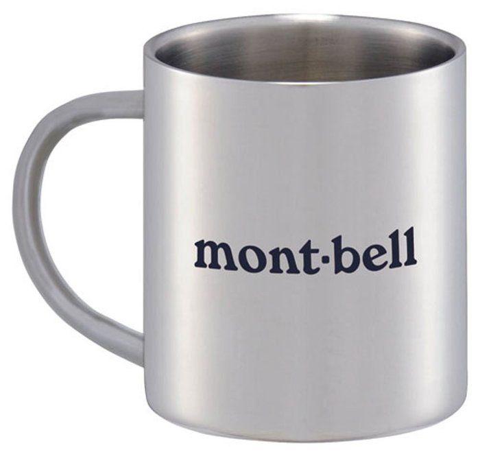 モンベルのステンレスサーモマグ