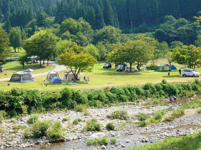 麻那姫湖青少年旅行村