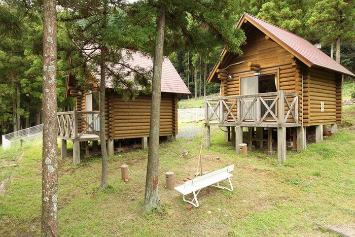 山出憩いの里温泉キャンプ場