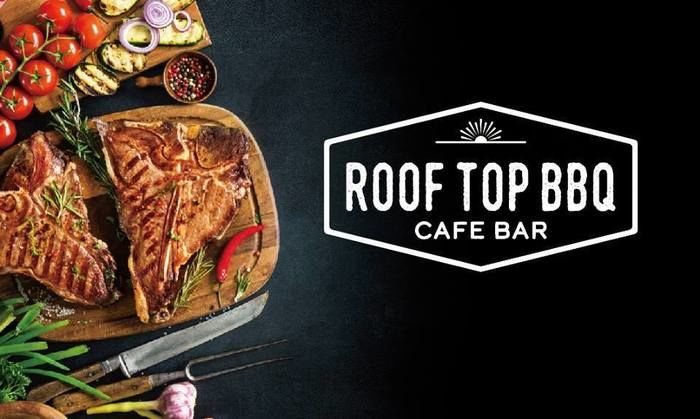 ROOF TOP BBQ CAFE BAR