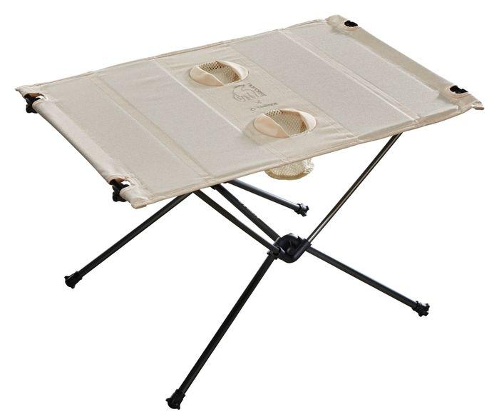 ノルディスク×ヘリノックスラウンジテーブル