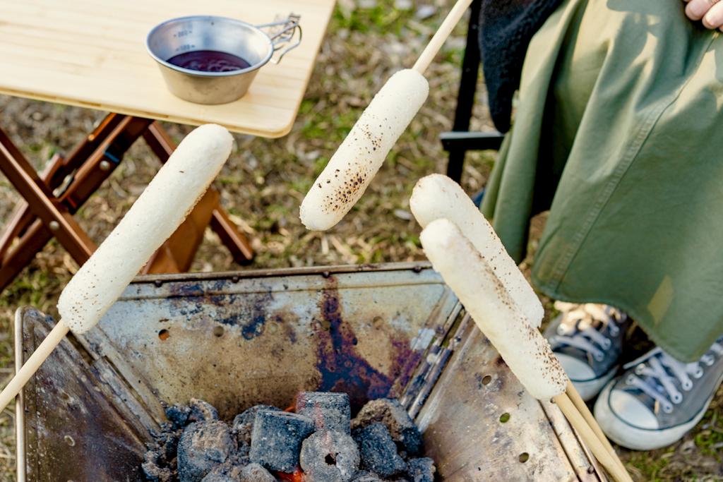 キャンプ場で郷土料理を作って豪華賞品が当たる#ひなたごはんチャレンジ!