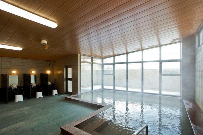 丸沼高原オートキャンプ場の温泉
