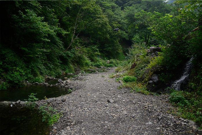 玉川キャンプ村の釣りスポット