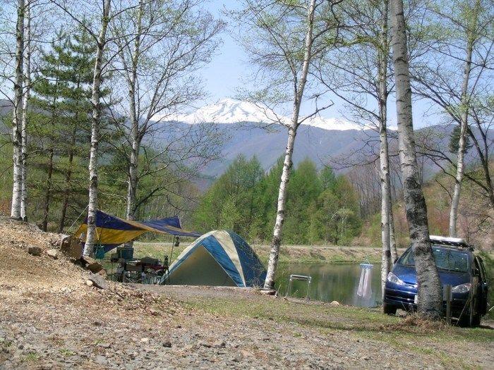 高ソメキャンプ場