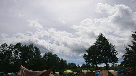 軽井沢キャンプクレスト