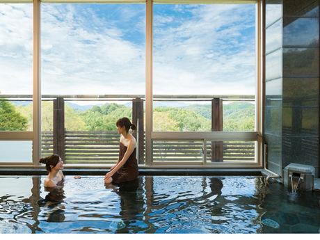 休暇村 帝釈峡の温泉