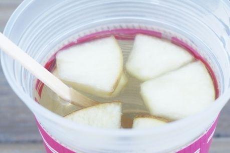 りんごで創るホットワイン