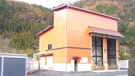 ちちぶバイオマス元気村発電所