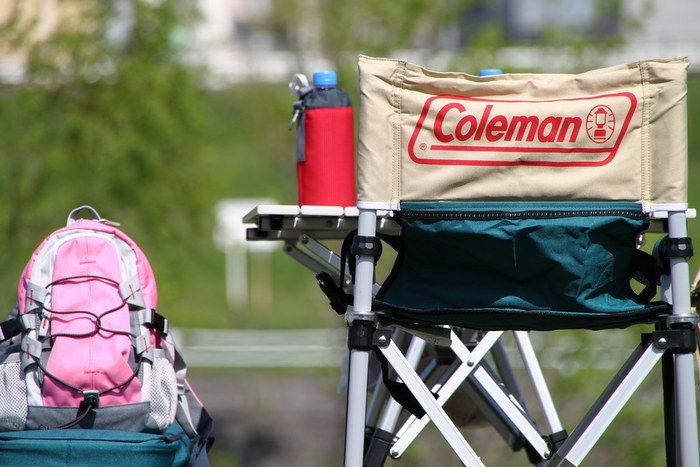 コールマンキャンプ用品