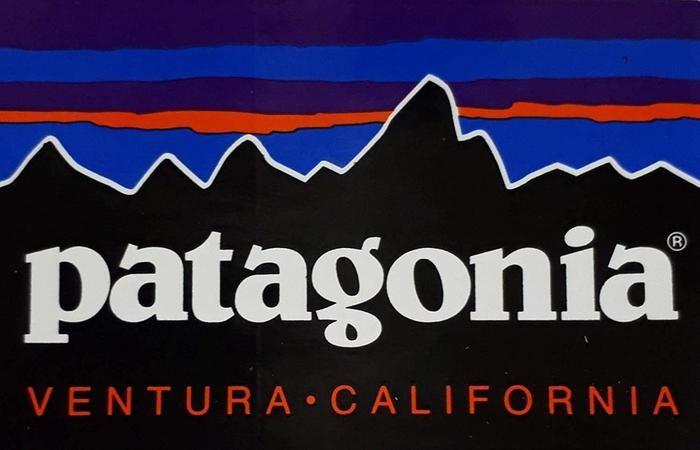 パタゴニアのロゴの写真