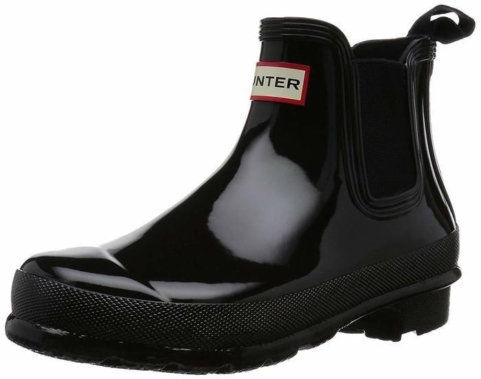 ハンターの靴の画像