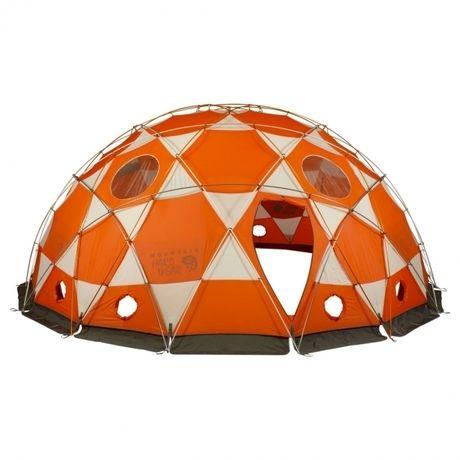マウンテンハードウェアのドームテント