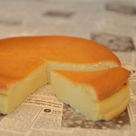 まかいの牧場のチーズケーキ
