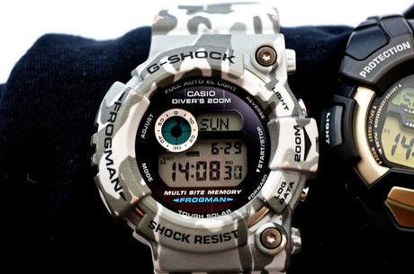 G-SHOCKの時計