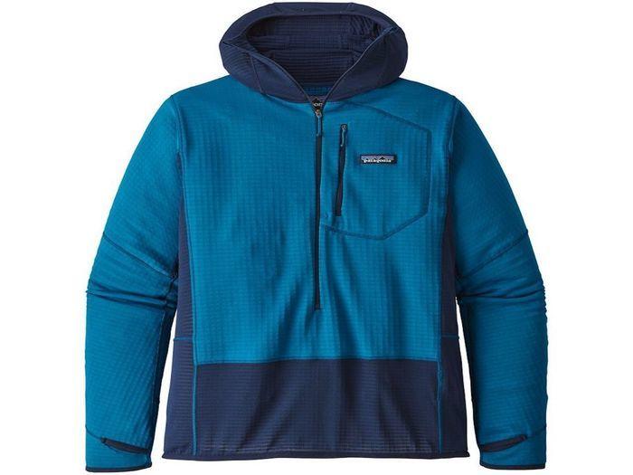 パタゴニアのr1ジャケットの写真
