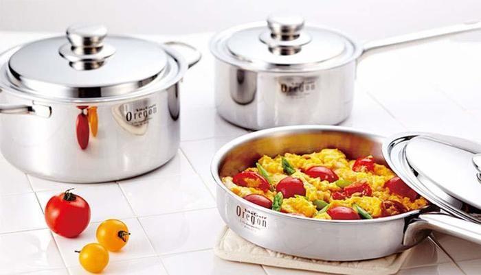 無水鍋で作った料理の写真