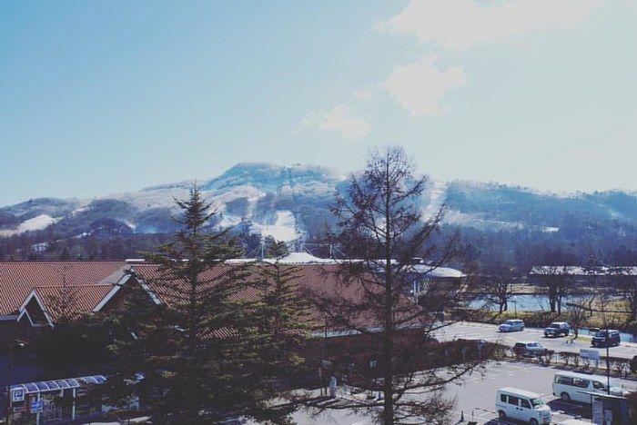 八ヶ岳の風景