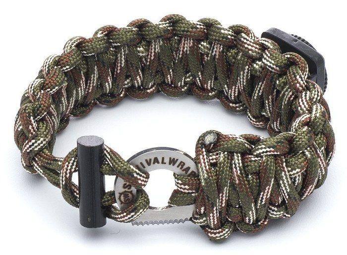 編み込まれたロープ