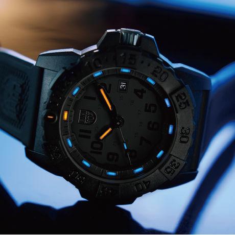 おしゃれなルミノックスの時計
