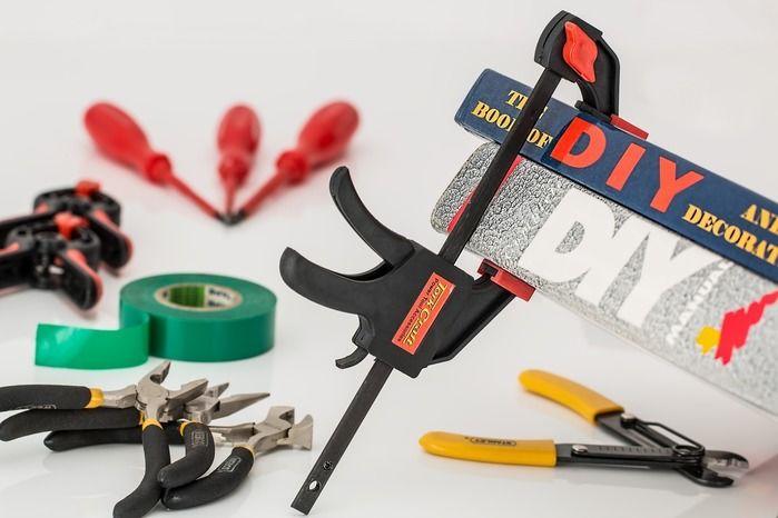 DIYの道具の写真