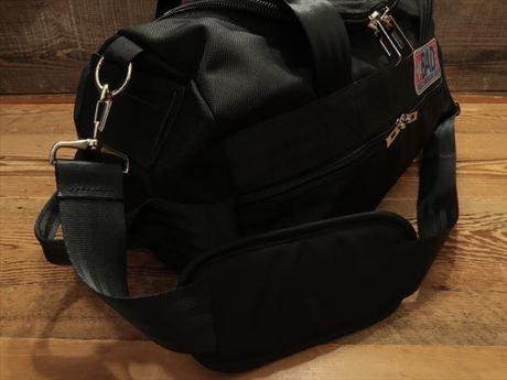 バリスティックナイロン製のバッグの様子