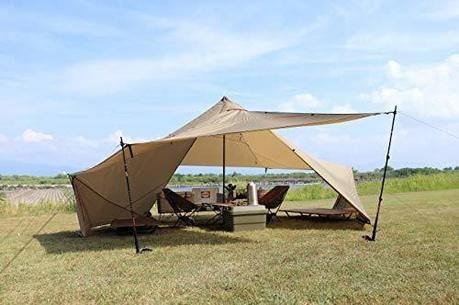 マイクスで取り扱っているテント