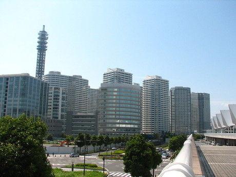横浜周辺の風景