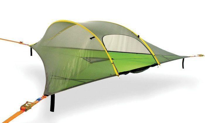 キャンプツリーハウステント