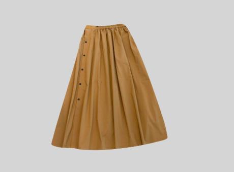 レインウェアのスカートの画像