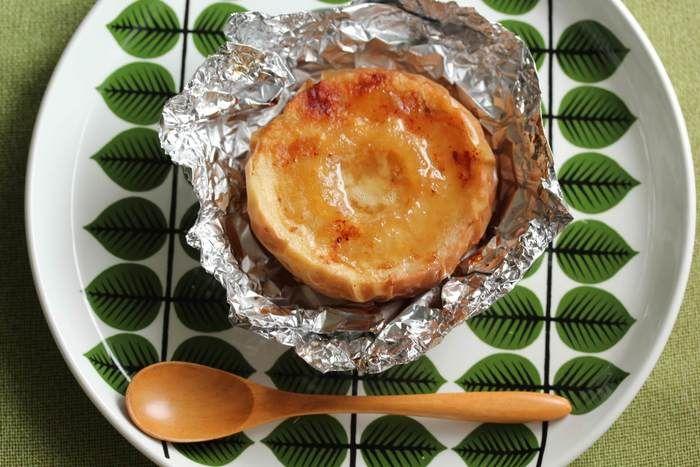 焼きりんごのレシピ